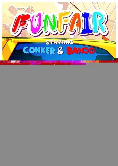 FUNFAIR- starring Conker &..