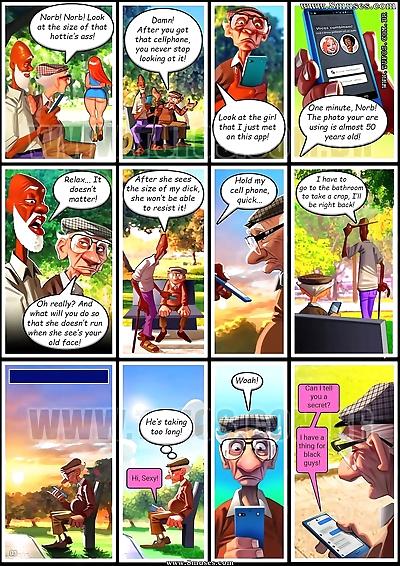 Pernalonga2- Old geezers in..
