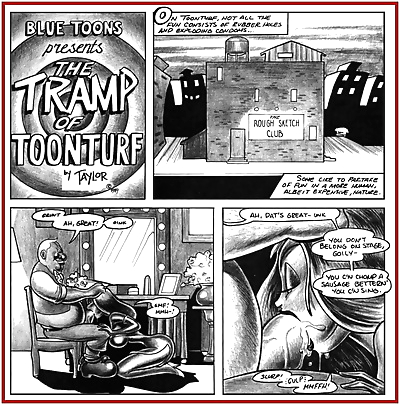 The Tramp of Toonturf