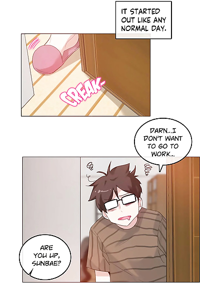 A Perverts Daily Life • Chapter 15: Fever