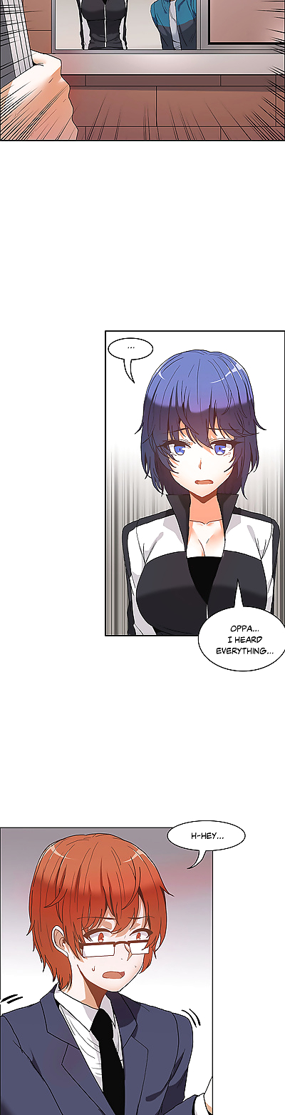 The Girl That Wet the Wall Ch 40 - 47 - part 11