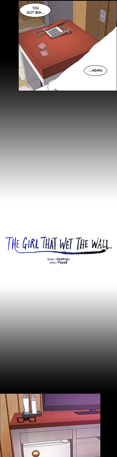 The Girl That Wet the Wall Ch 48 - 50 - part 5