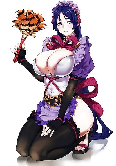 Chaldea Maid
