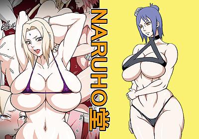 Tsunade no In Kangoku SSS - part 5