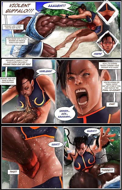 Chun-Li: The Gauntlet - part 2