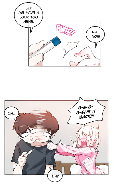 A Perverts Daily Life • Chapter 15: Fever - part 2