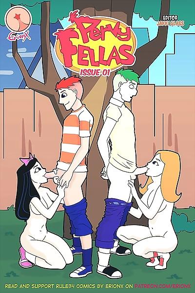Pervy Fellas