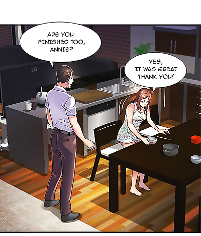 My Friends Dad • Chapter 10: Annies Privacy