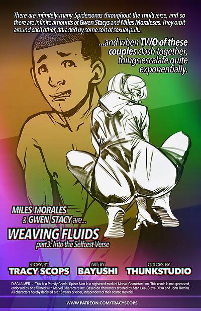 Weaving Fluids #3