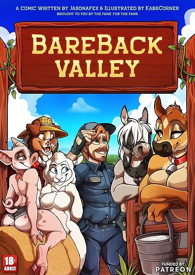 BareBack Valley HD