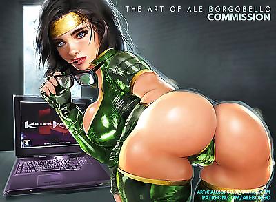 Artist - AleBorgo