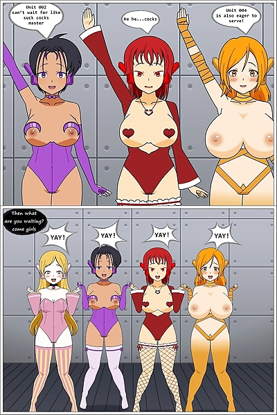 B1NB-0 GIRLS! - part 3