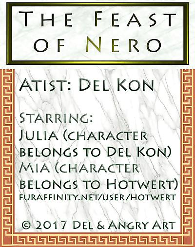 The Feast of Nero