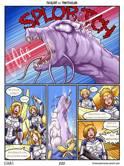 Fairies vs Tentacles Ch. 1-3 - part 12