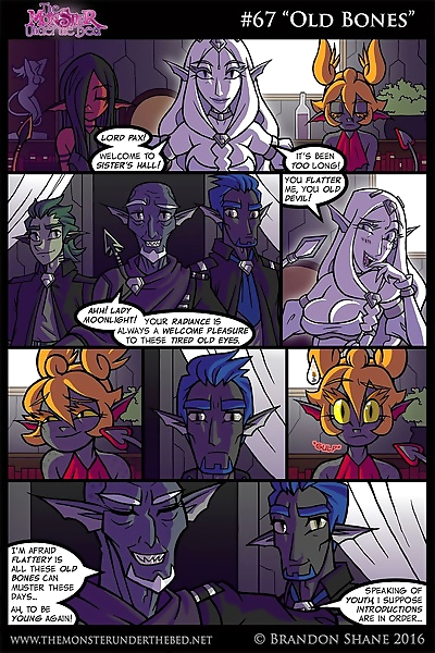 The Monster Under the Bed - part 4