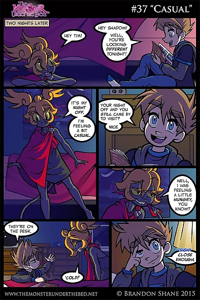 The Monster Under the Bed - part 2