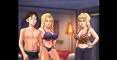 Summertime Saga CG part 9 Roxxy v0.16 - part 6
