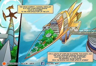 Axi Stories 2 - Back to School