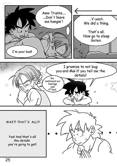 Sleepover Fun - part 2