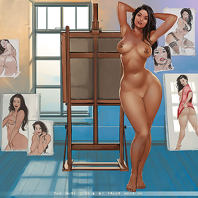 Artist Galleries ::: Frans Mensink