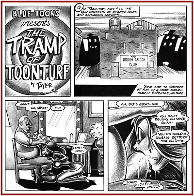 Tramp of Toon Turf
