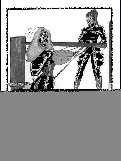 Stantoons 103 - Eric Stantons Blunder Broad Blunderette - part 2