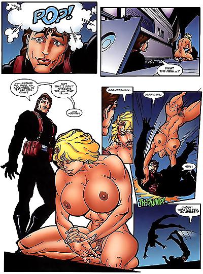 Hot girls comic phone sex for monster - part 1677