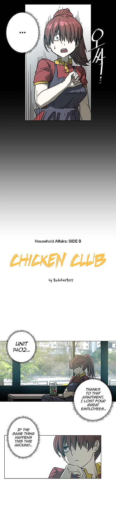 ButcherBoy Household Affair:SIDE B - Chicken ClubEnglish - part 3