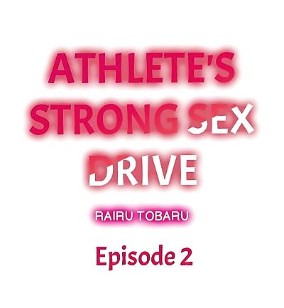 Toubaru Rairu Athletes Strong Sex Drive Ch. 1 - 12 English
